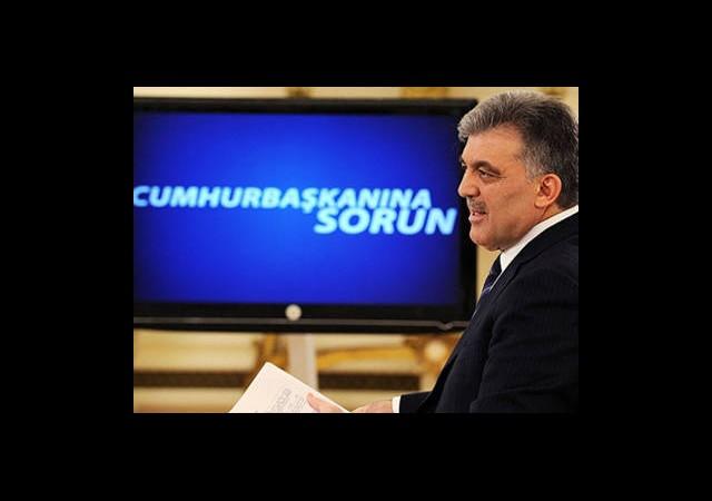 Cumhurbaşkanı Abdullah Gül'e 10 Soru