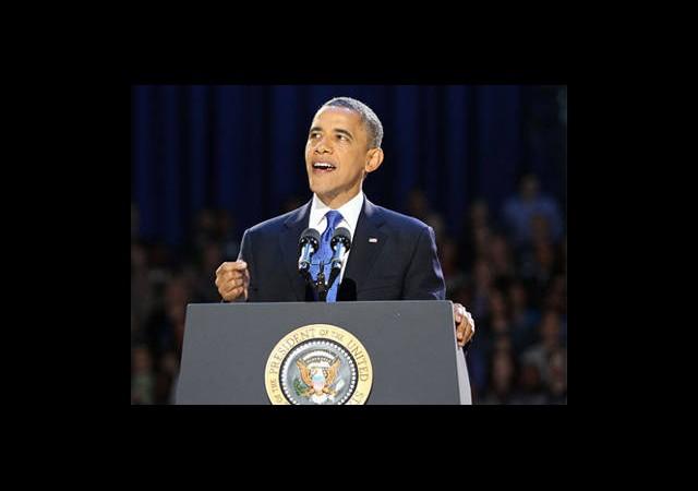 Obama Myanmar'a Gidecek