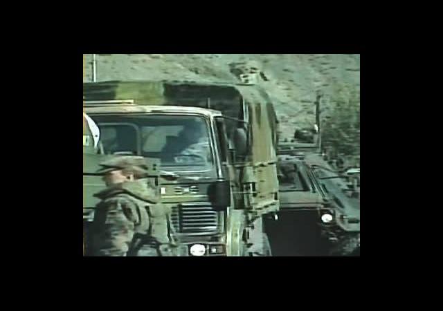 Sırplar Barış Gücü Askerlerine Ateş Açtı!