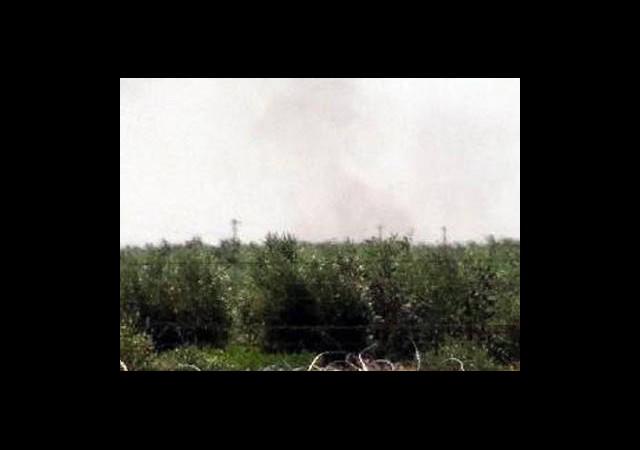 Türkiye Sınırında Operasyon