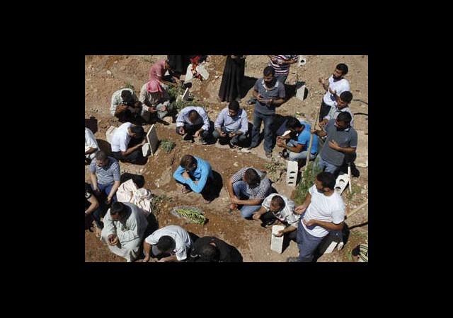 Suriye'de Yine Katliam!