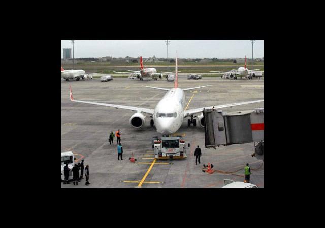 THY'den Uçuşlara Düzenleme