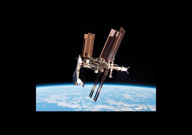 Uzaydan Anbean Gözetleniyoruz!