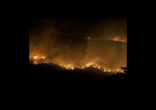 Yangın Büyük Oranda Kontrol Altında