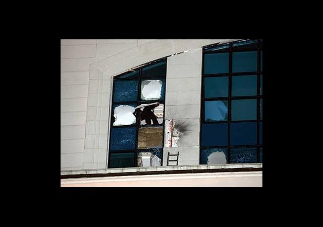 Ankara'da Eş Zamanlı Saldırılar