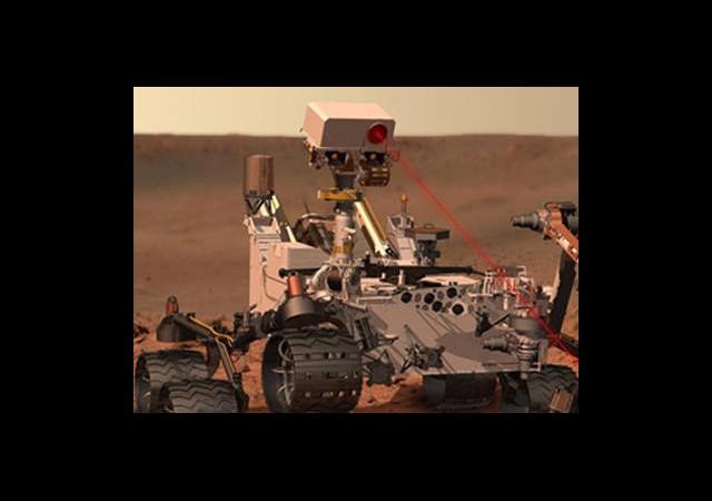 Mars'ta Bir Nehrin İzlerine Rastlandı