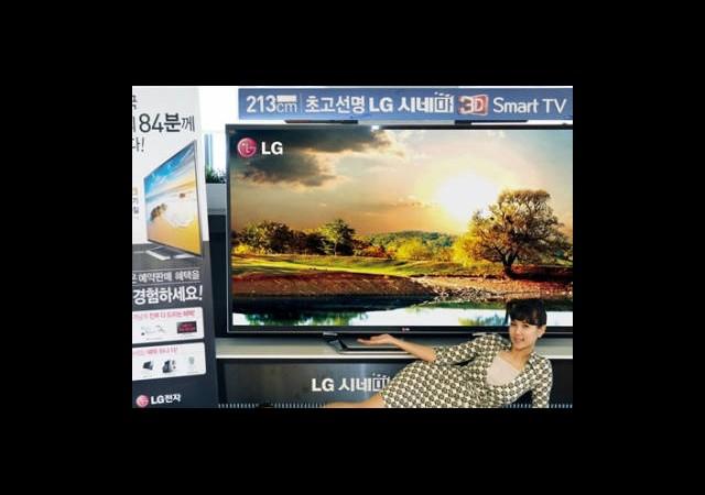 LG 4K Rüzgarına Yelken Açtı