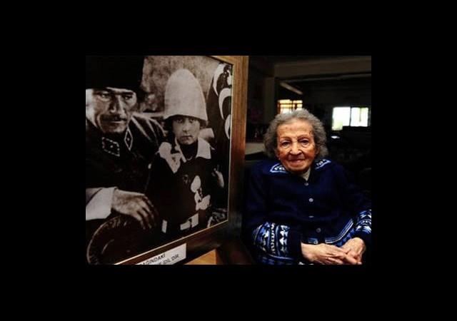 Atatürk'ün Manevi Kızı Yoğun Bakımda