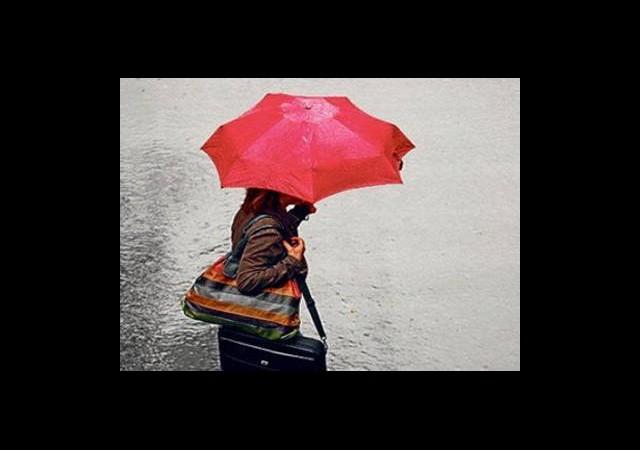 Yedi İl İçin Yağış Uyarısı