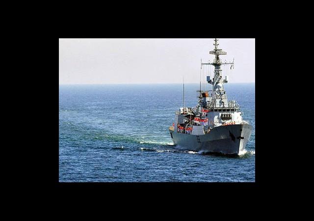 Deniz Terörüne Karşı 13 Ülke Birleşti