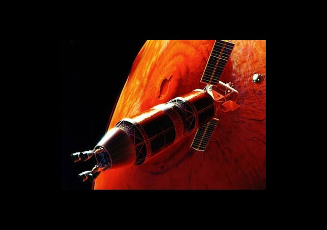 Mars'a Yolculuk Hayat Kurtaracak