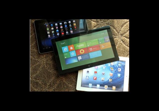 Microsoft'un Tabletlerle İlgili Planı Ne?