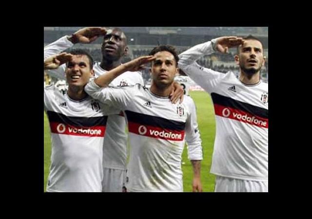 Beşiktaş, Galatasaray ve Fenerbahçe'yi geride bıraktı