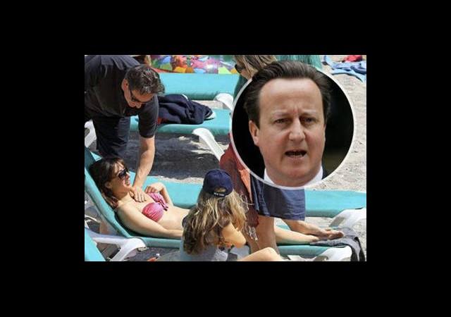 Bu Fotoğraf İngilizleri Kızdırdı