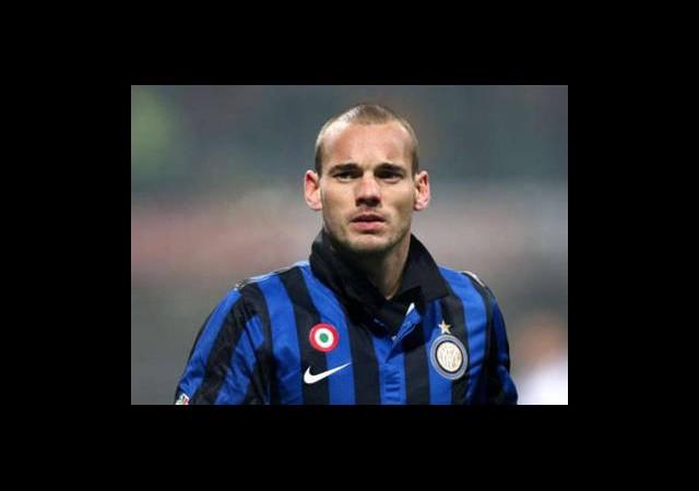 Sneijder İndirim Reddetti