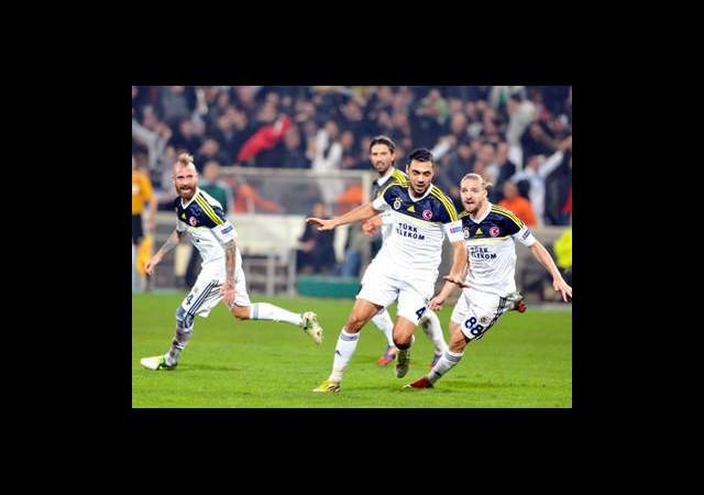 Fenerbahçe'nin Gözü Rekorda