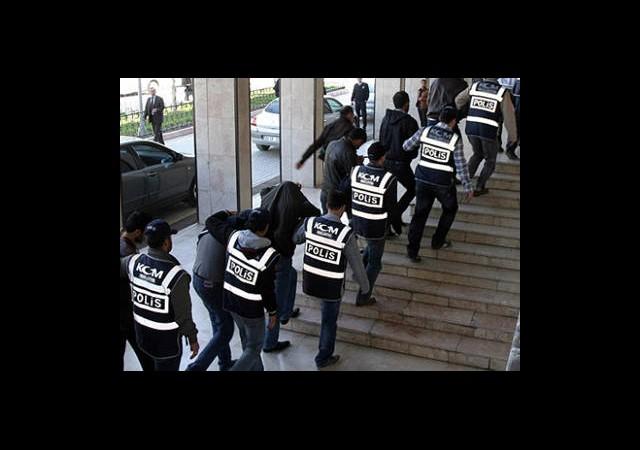 ''Şafak Operasyonu''nda 37 Gözaltı