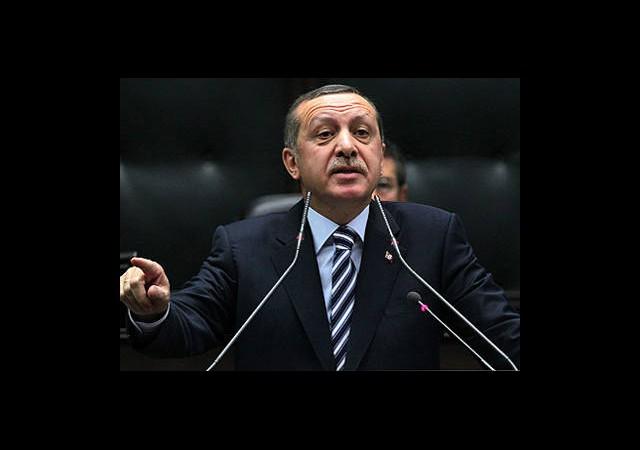 Başbakan Erdoğan'dan Nezaket Dersi