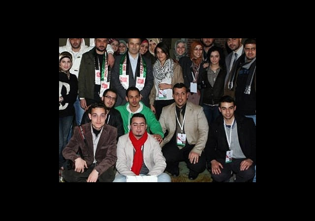 Türkiye'deki Filistinli Gençler Sevinç Yaşadı