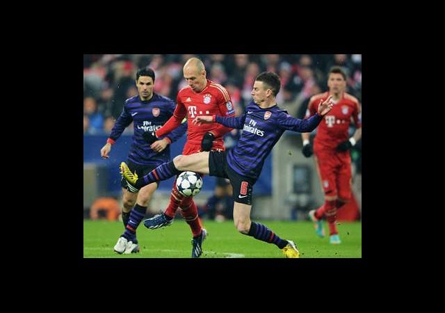 Robben İle Sıkı Pazarlık