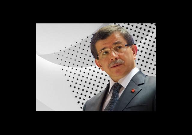 Ahmet Davutoğlu'na Filistin Karşılaması