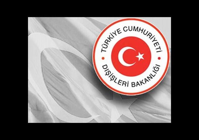 Türk Dışişleri Bakanlığı'ndan Ebola uyarısı