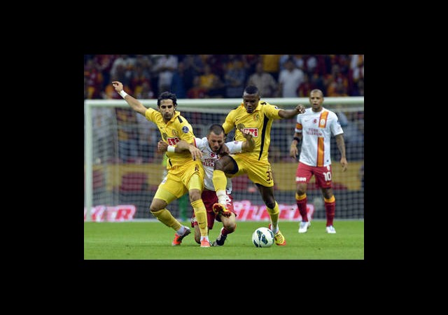 Galatasaray Eskişehirspor Virajında