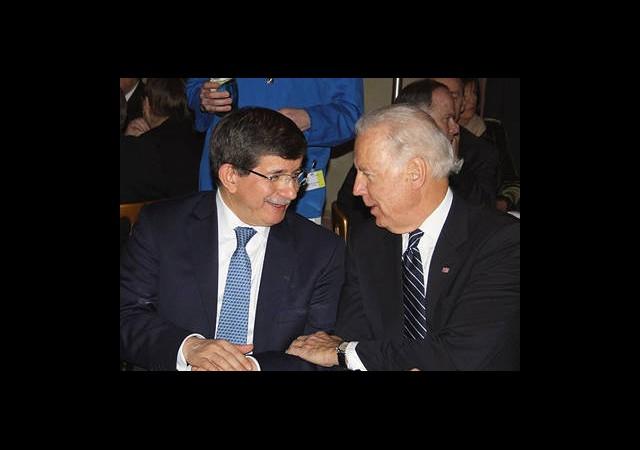 Biden ve Kerry ile ''Saldırı''yı Görüştü