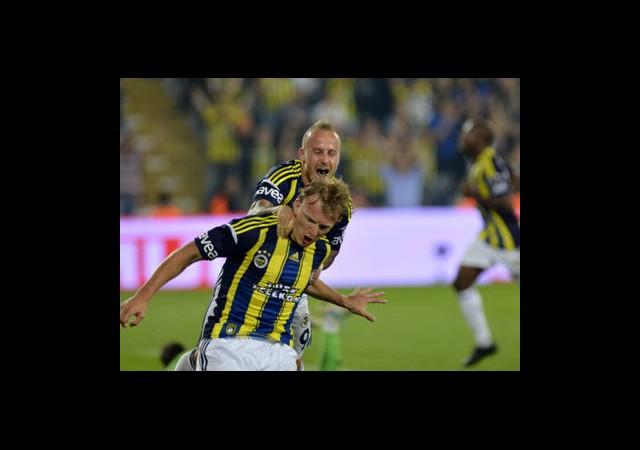Galatasaray ve Fenerbahçe Kazandı