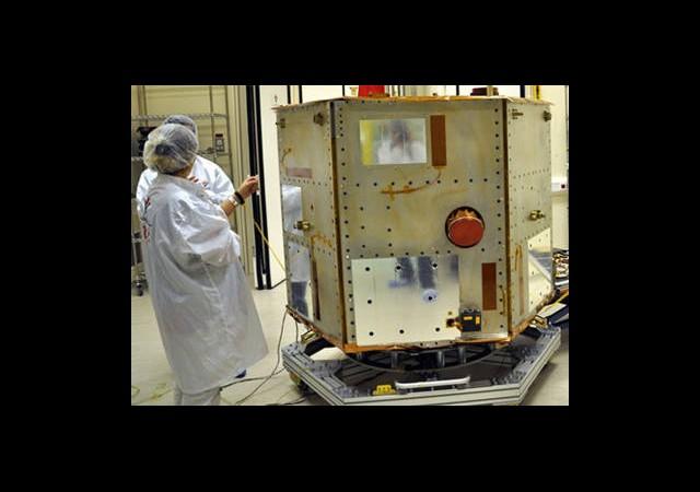 Göktürk-2 Uydusu Çin Yolcusu