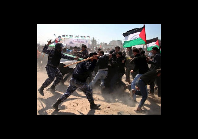 Filistinli Gazetecinin Dramı