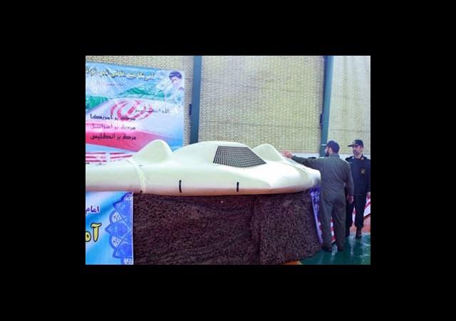 İran ABD Uçağının Şifresini Çözdü