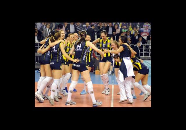 Fenerbahçe Şampiyonlukta İddialı