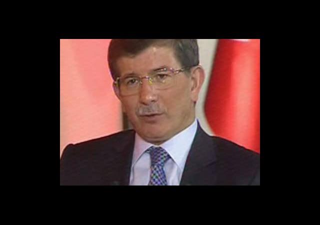Davutoğlu Esad'a Ömür Biçti