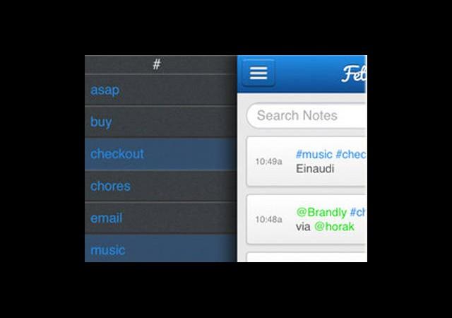 Günün Mobil Uygulaması: Fetchnotes