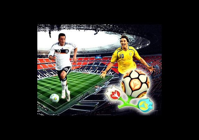 EURO 2012'Ye Damga Vuracak '10' Numaralar