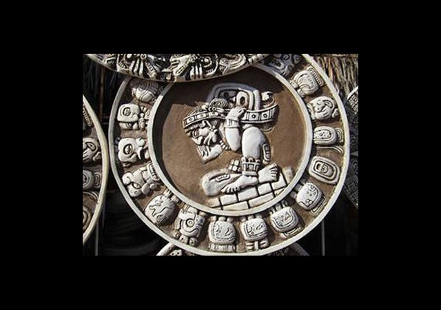 Mayalar 2012'nin Binlerce Yıl İlerisini Gördü