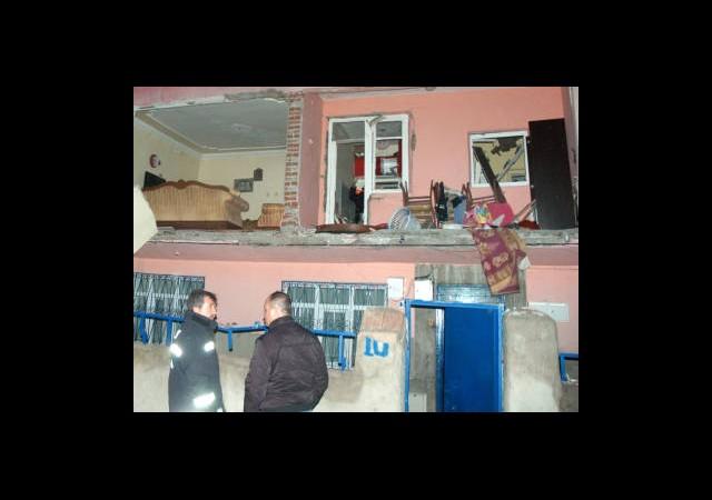 Erzurum'da Tüp Patladı: 9 Yaralı