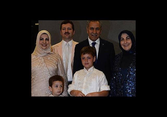 Başbakan Yardımcısı Arınç'ın Çifte Mutluluğu