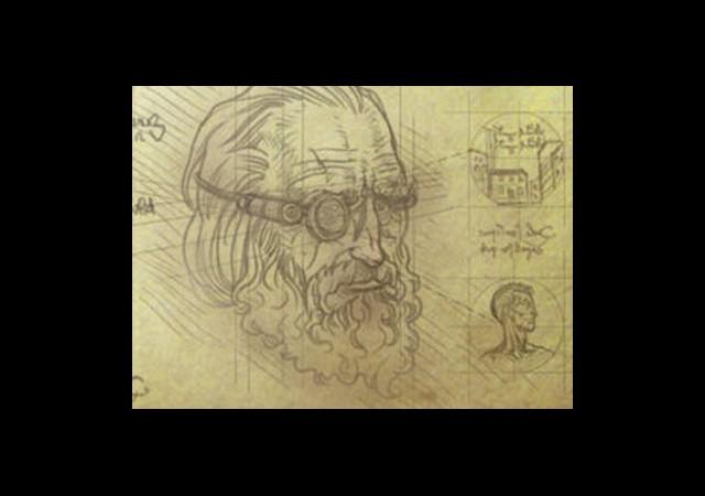 Da Vinci'den Google'ı Sollayan Keşif