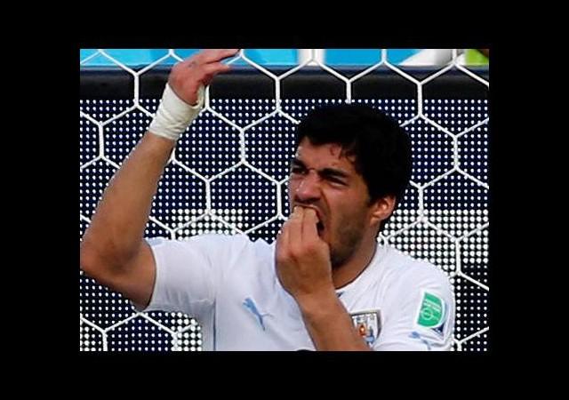 Luis Suarez'den ilginç savunma