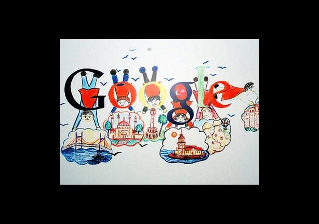 Türk Öğrenciden Google'a Logo