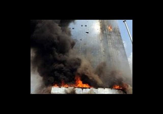 Polat Tower'daki Yangının Nedeni Belli Oldu