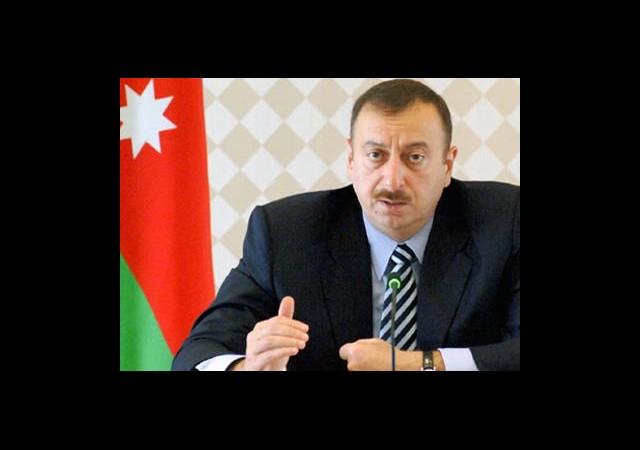 Azerbaycan Cumhurbaşkanı 'İkinci Bir Ermeni Devletine İzin Vermeyiz'