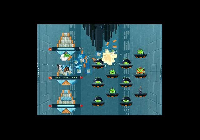 Günün Mobil Uygulaması: Angry Birds-Star Wars
