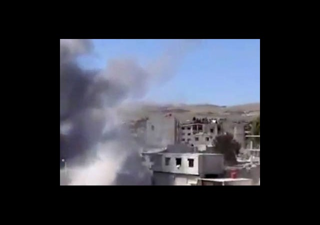 Suriye'de Olaylar Tüm Hızıyla Devam Ediyor