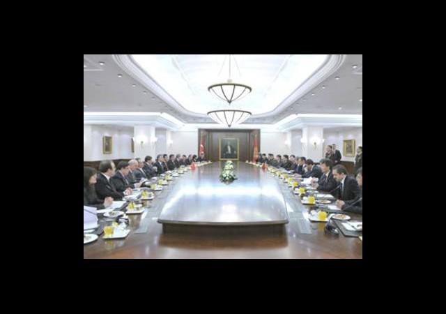 Kırgız Türk Ticaret Ve Yatırım Forumu Yapıldı