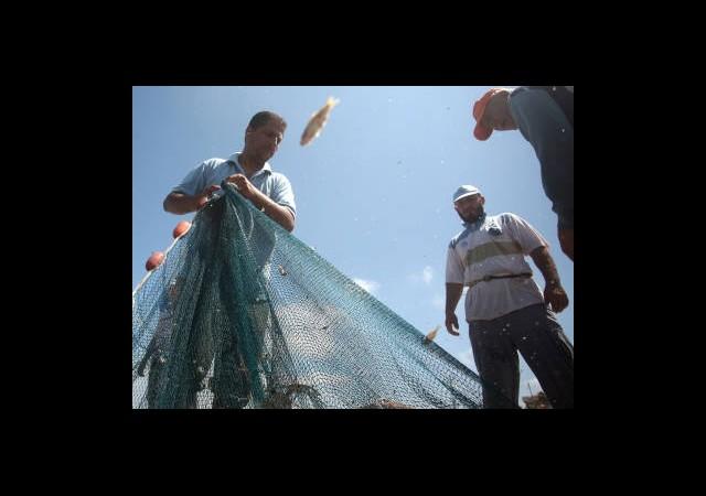 Gazzeli Balıkçılar İşsiz Kaldı