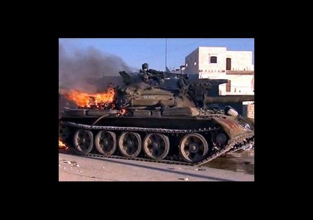 Suriye'de Şiddet Dinmiyor