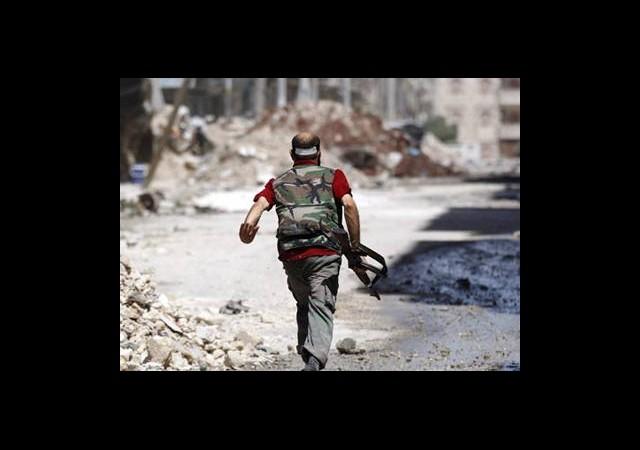 Halep'te Ordu İlerliyor
